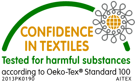 OEKO-TEX STANDARD 100 CLASS 1
